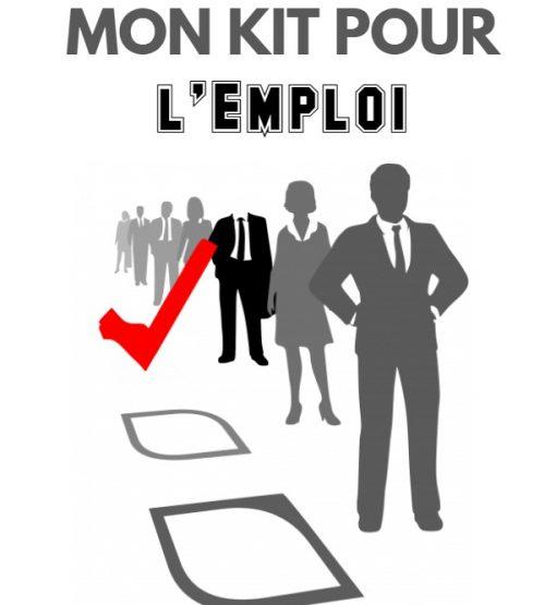 Formation Mon kit pour l'emploi Rabat